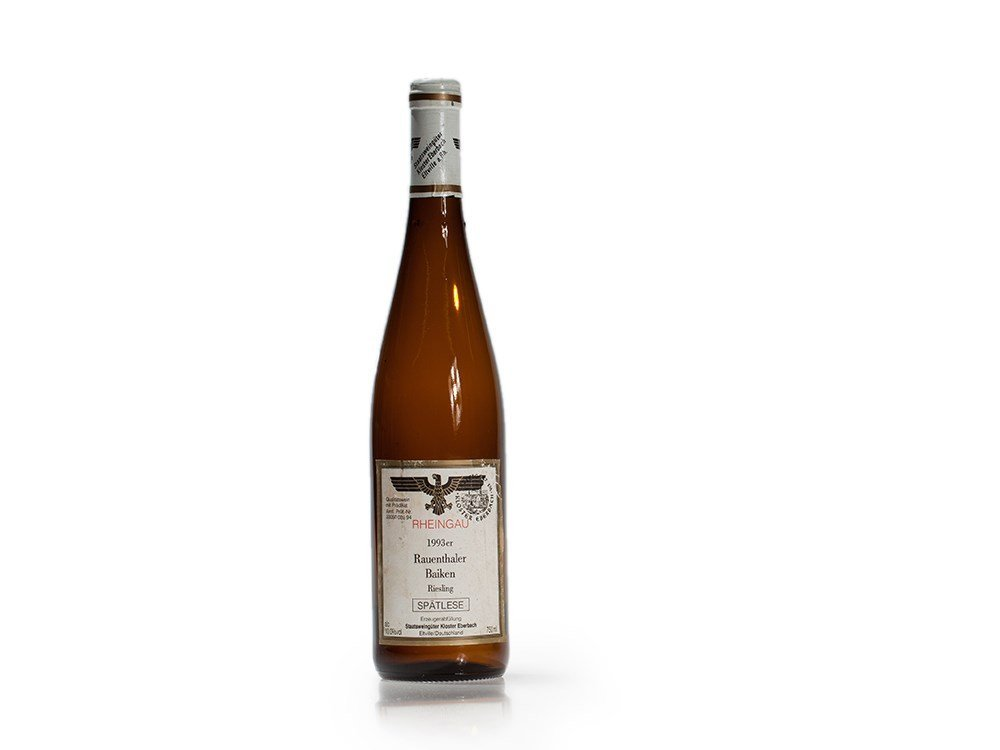 1 bottle 1993 Staatsweingüter Eltville Riesling
