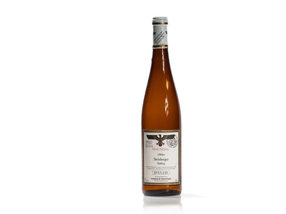1 bottle 1988 Staatsweingüter Eltville Riesling