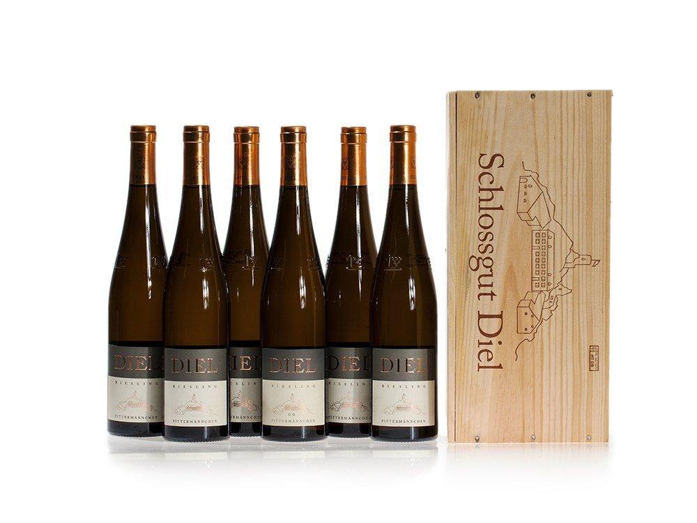 6 bottles 2006 Schlossgut Diel Riesling Großes Gewächs,