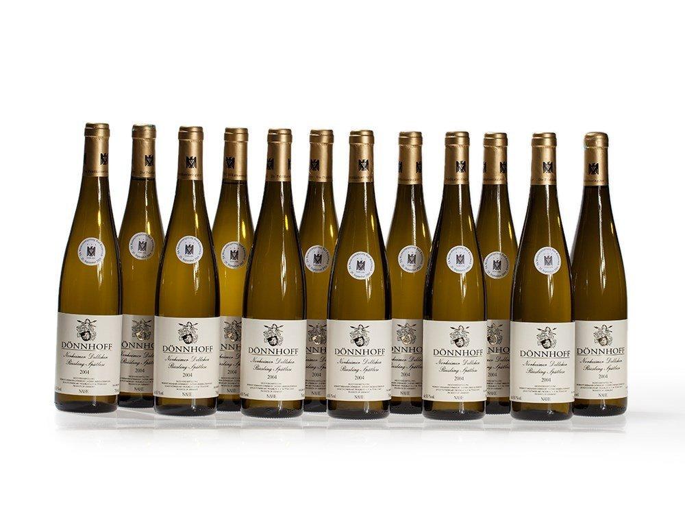 12 bottles of 2004 Dönnhoff Riesling Spätlese