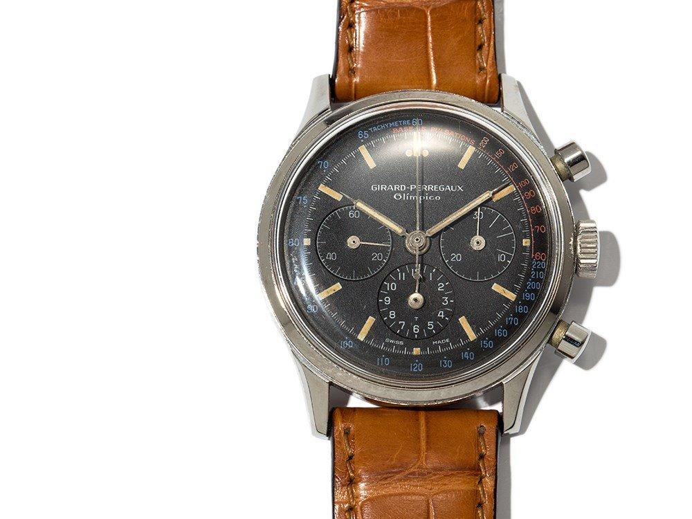 Girard Perregaux Olimpico Chronograph, Switzerland, - 2