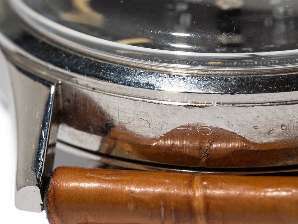 Girard Perregaux Olimpico Chronograph, Switzerland, - 4