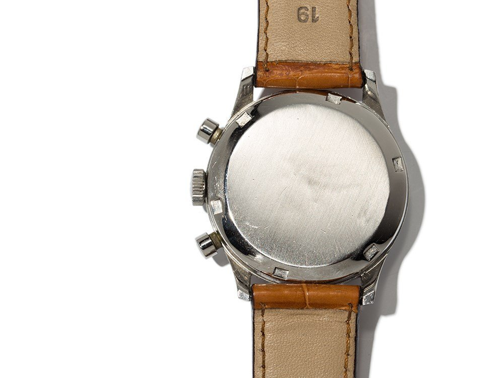 Girard Perregaux Olimpico Chronograph, Switzerland, - 5