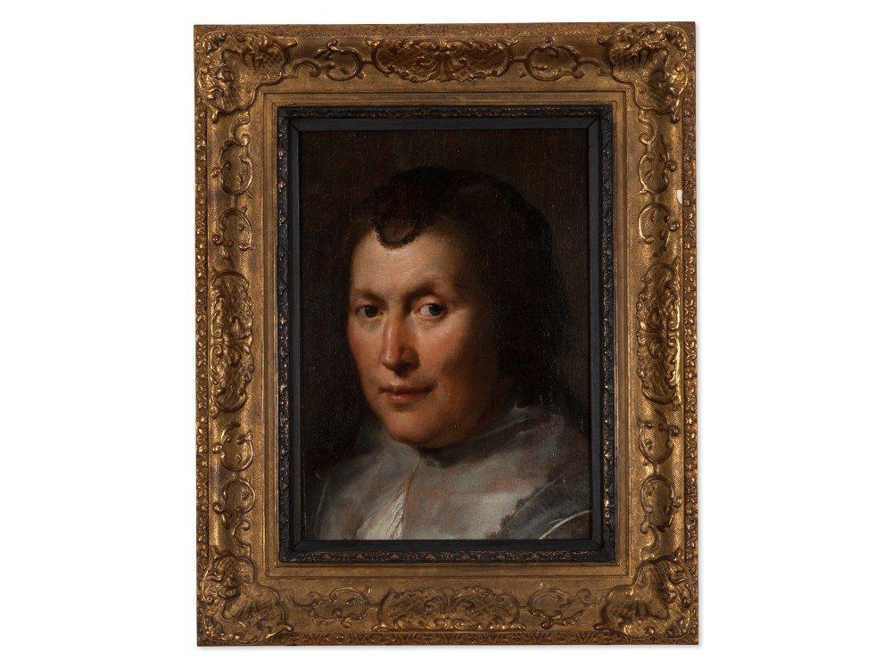 Ferdinand Bol, Circle of, 'Portrait of a Lady', 17th