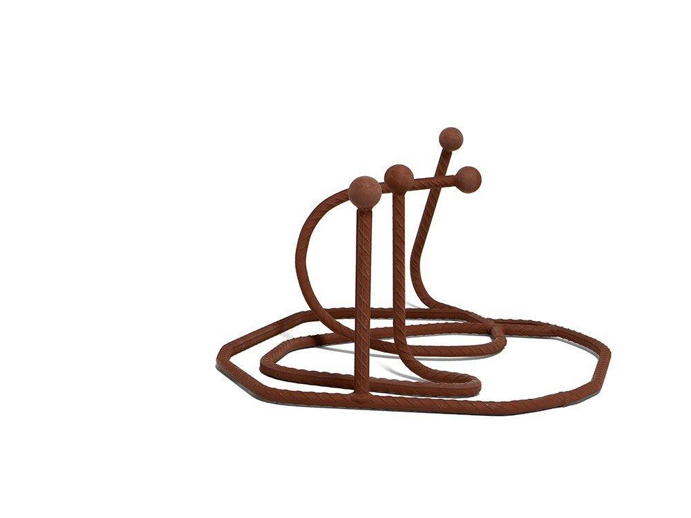 Franz West (1947-2012), Cloakroom Object 'Abonnement', - 3
