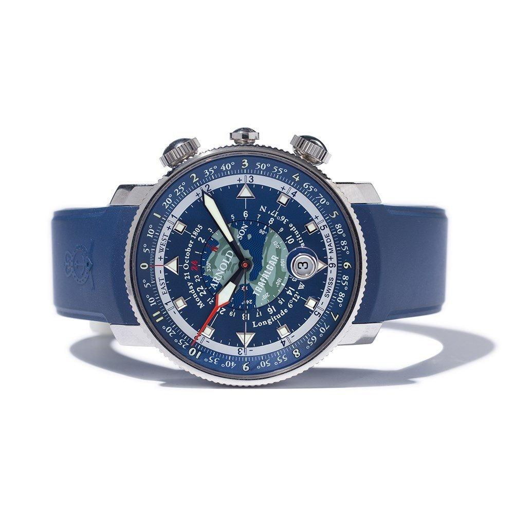 Arnold & Son Longitude II Trafalgar Wristwatch, 2006 - 10