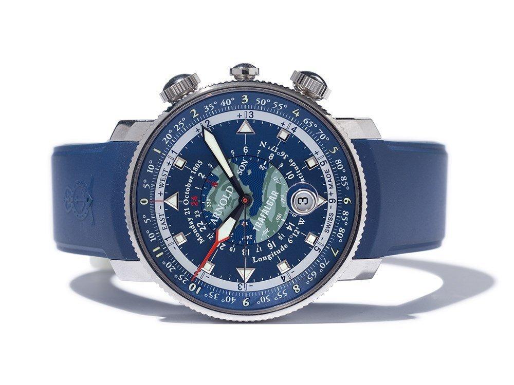 Arnold & Son Longitude II Trafalgar Wristwatch, 2006