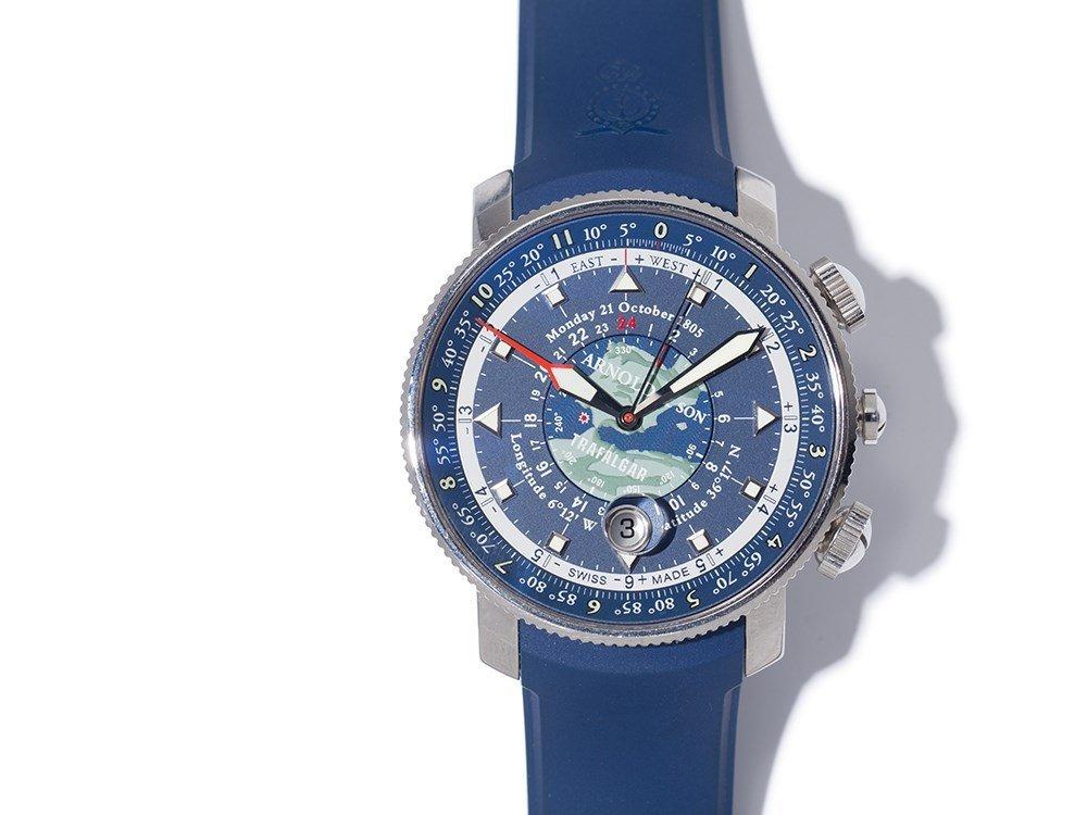 Arnold & Son Longitude II Trafalgar Wristwatch, 2006 - 3