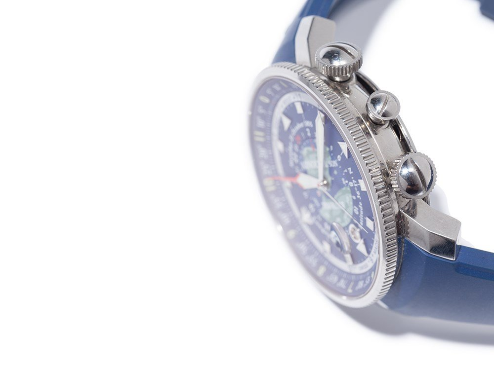 Arnold & Son Longitude II Trafalgar Wristwatch, 2006 - 4