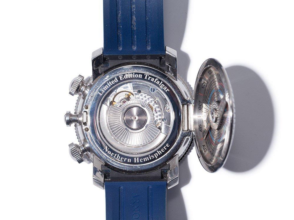 Arnold & Son Longitude II Trafalgar Wristwatch, 2006 - 5