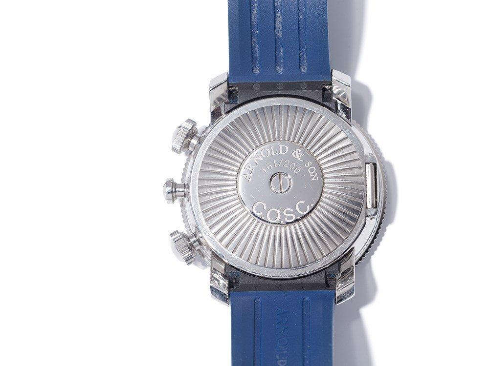 Arnold & Son Longitude II Trafalgar Wristwatch, 2006 - 7