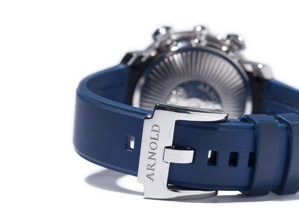 Arnold & Son Longitude II Trafalgar Wristwatch, 2006 - 8