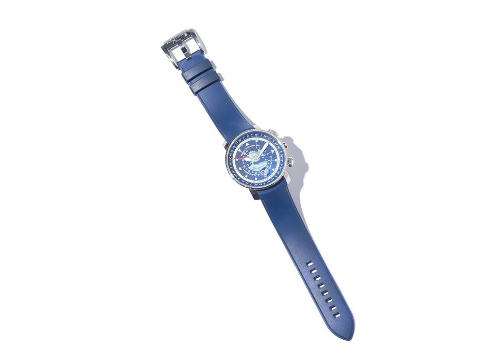 Arnold & Son Longitude II Trafalgar Wristwatch, 2006 - 9