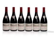 6 bottles 1996 Armand Rousseau Clos SaintJacques