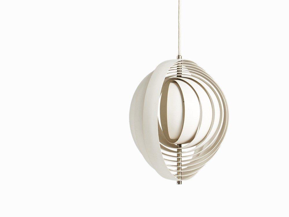 Verner Panton, Moon Lamp, Louis Poulsen, Denmark, 1960s - 3