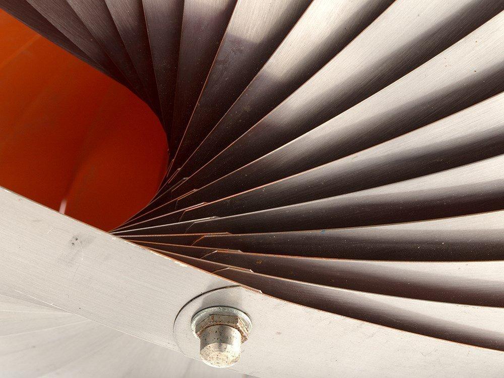 Pendant Lamp in Style of Verner Panton's Moon Lamp, - 7