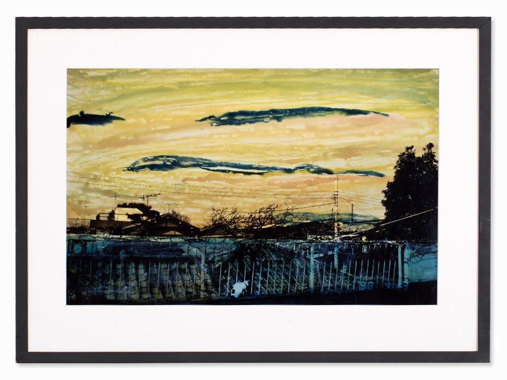 Nobuyoshi Araki (b. 1940), C-Print, 'Colorscape', 2007