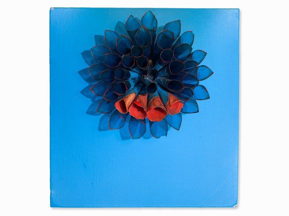 Agostino Bonalumi (1935-2013), Object, 'Un Fiore