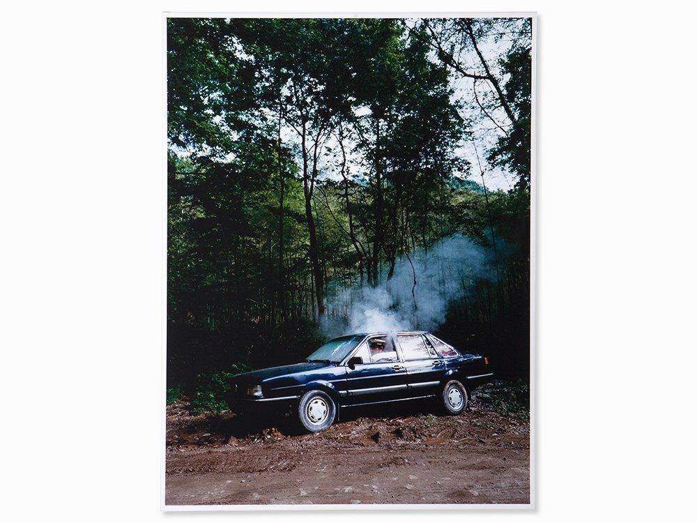 Chen Wei (b. 1980), C-Print 'Mud No. 1', China, 2006