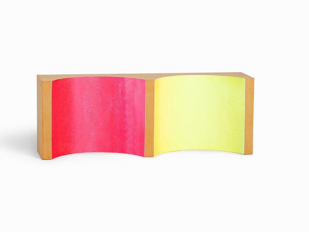 Rupprecht Geiger (1908-2009), Wall Object,