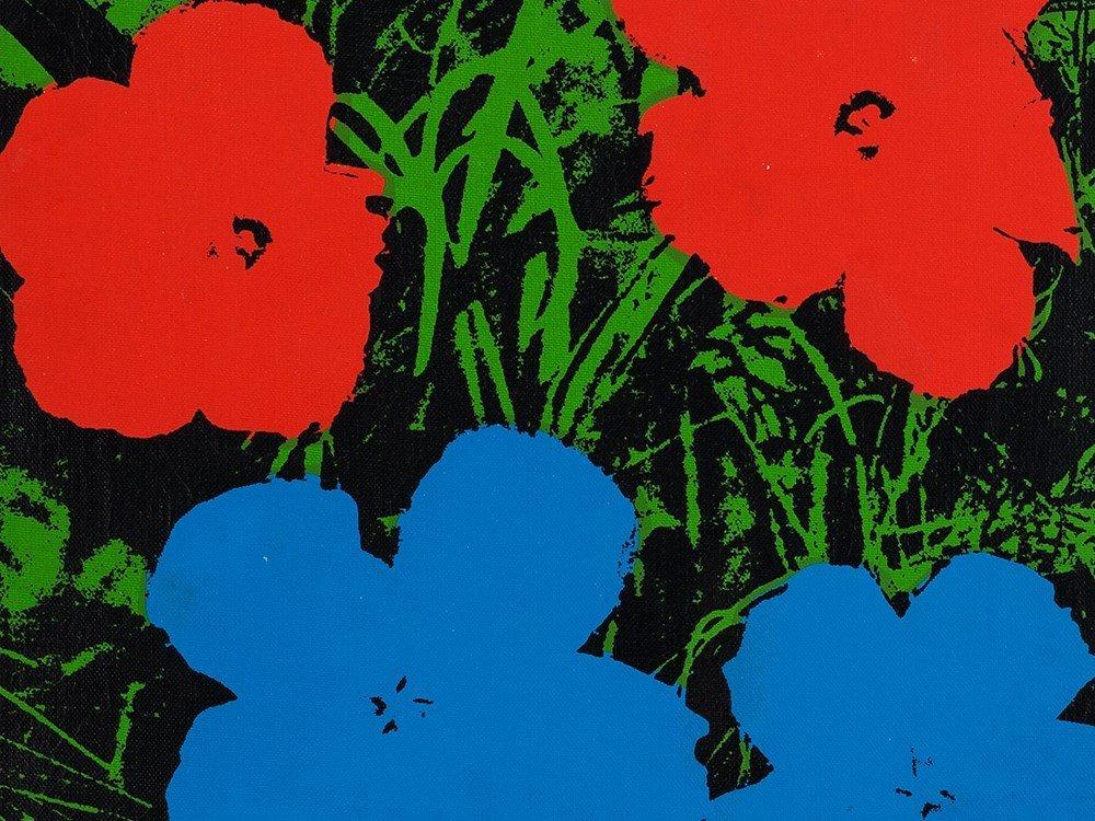 Andy Warhol (1928-1987), Silkscreen on canvas, - 3