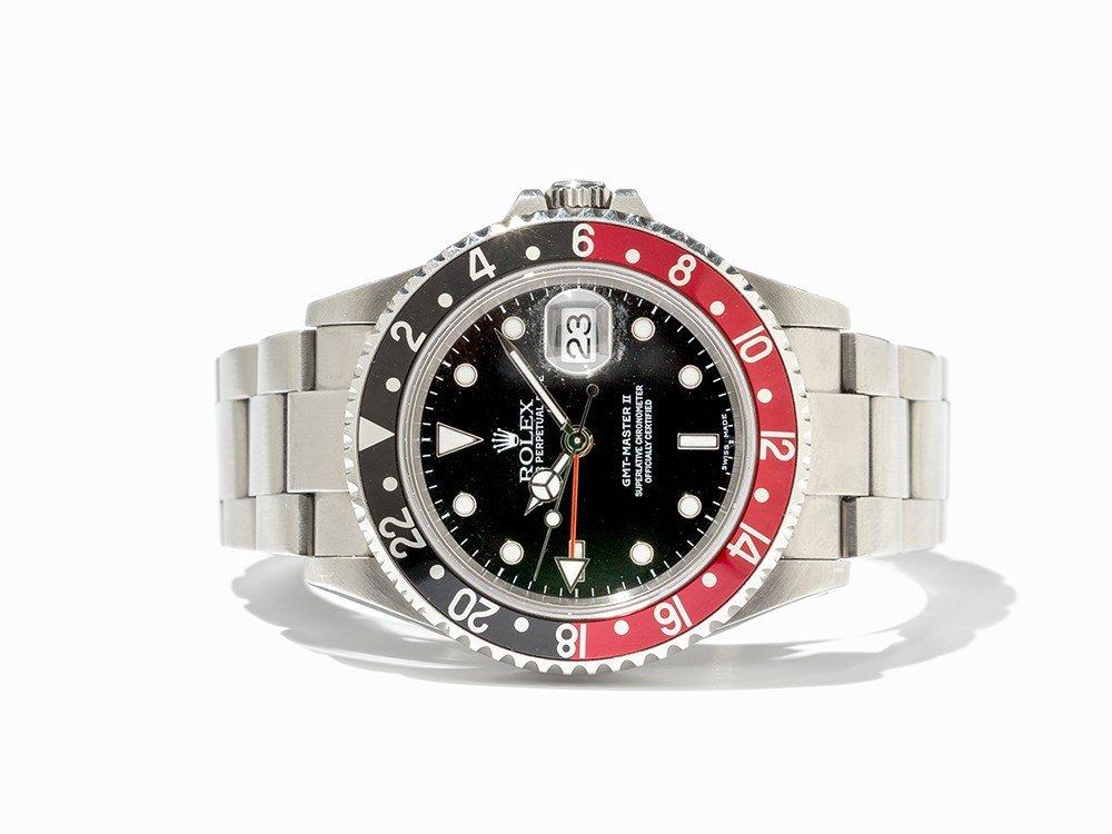 Rolex GMT Master II, Ref. 16710, Switzerland, Around