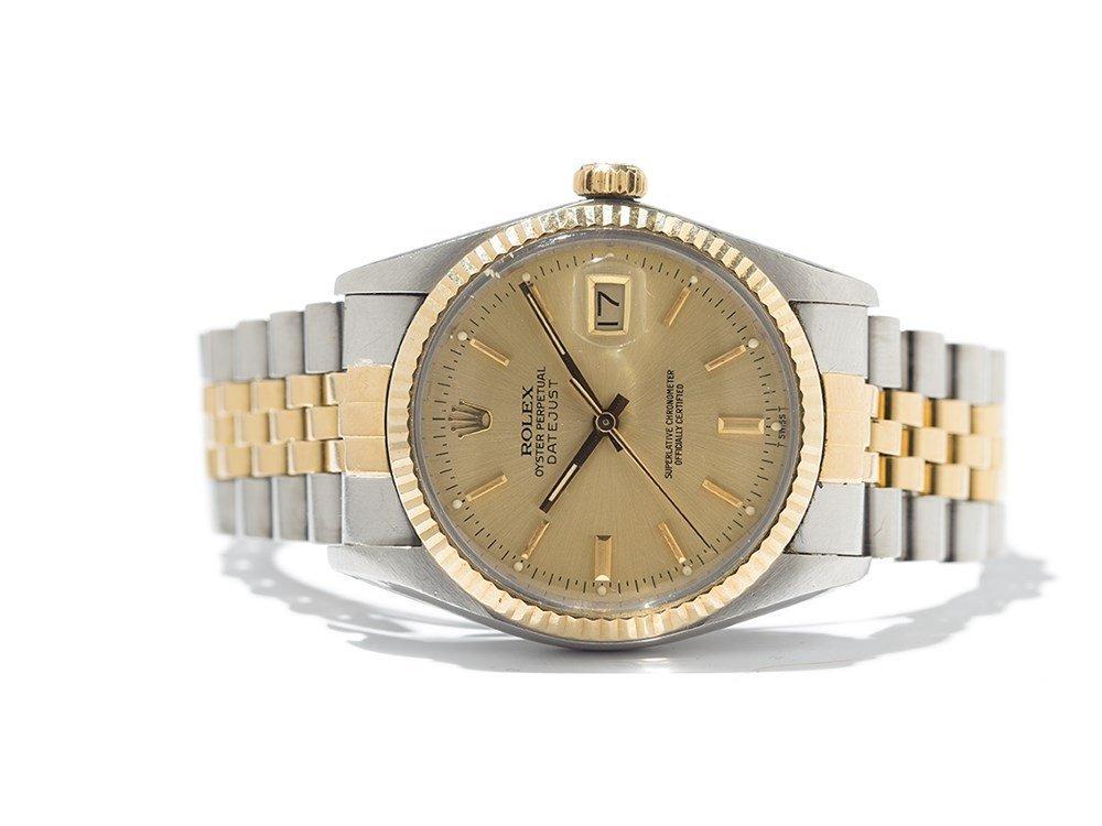 Rolex Datejust, Ref. 16000, Switzerland, Around 1985