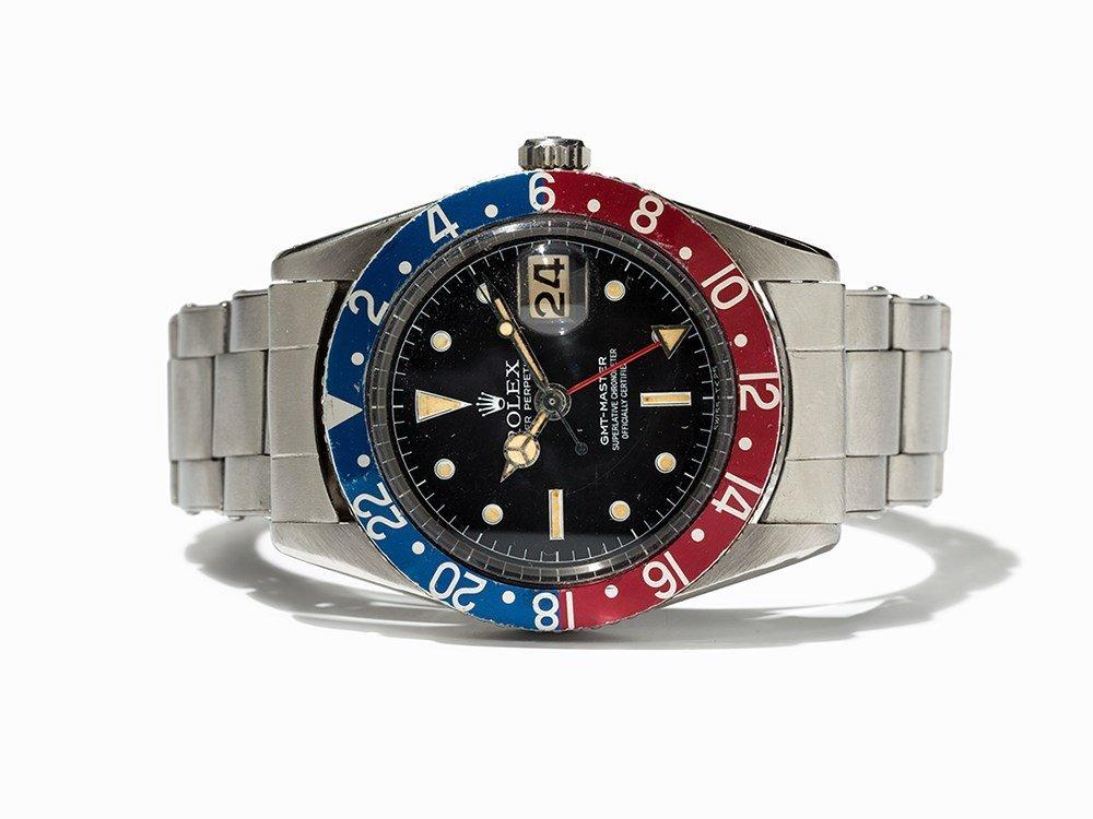 Rolex GMT Master Chronometer Ref. 6542, Switzerland