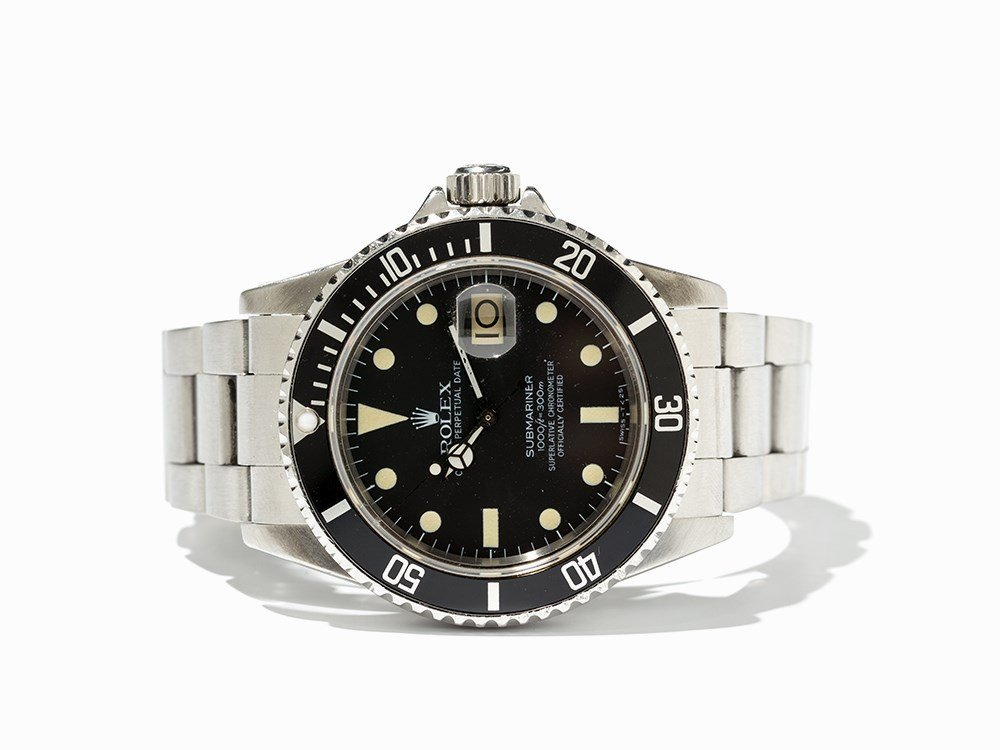 Rolex Submariner, Ref. 16800, Around 1981
