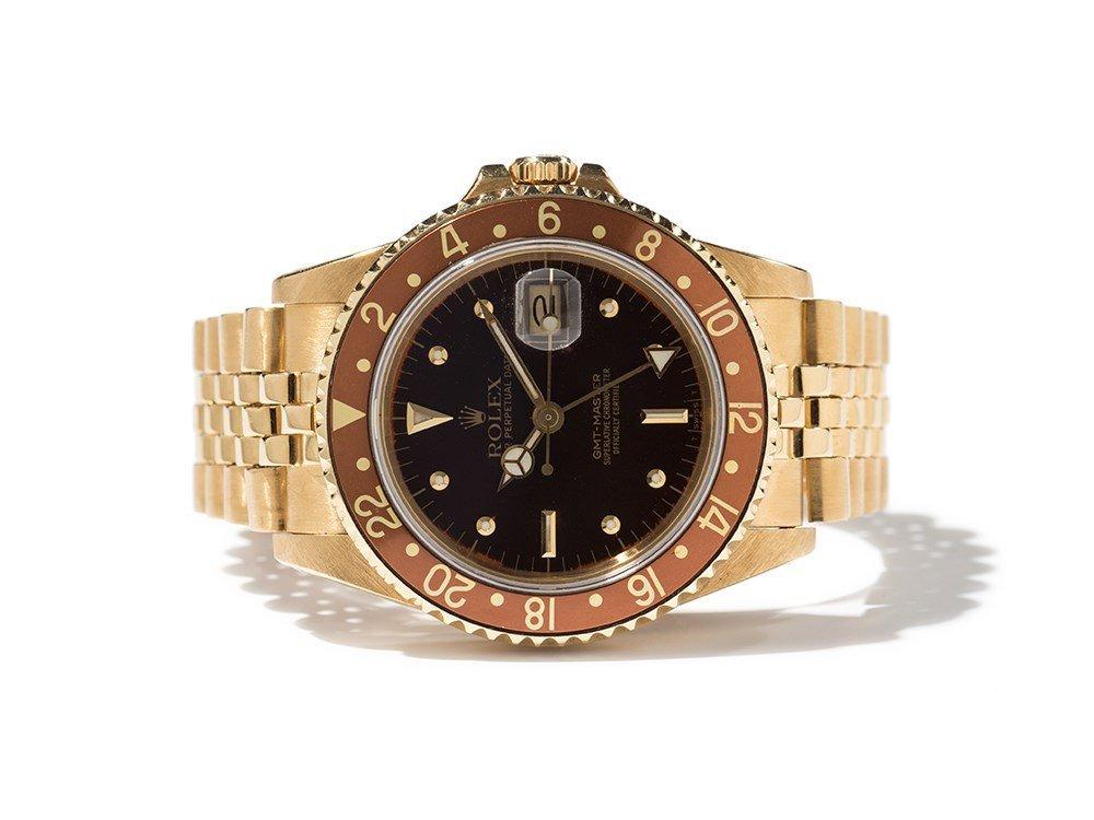 Rolex GMT-Master, Ref. 16750/16758, Switzerland, Around