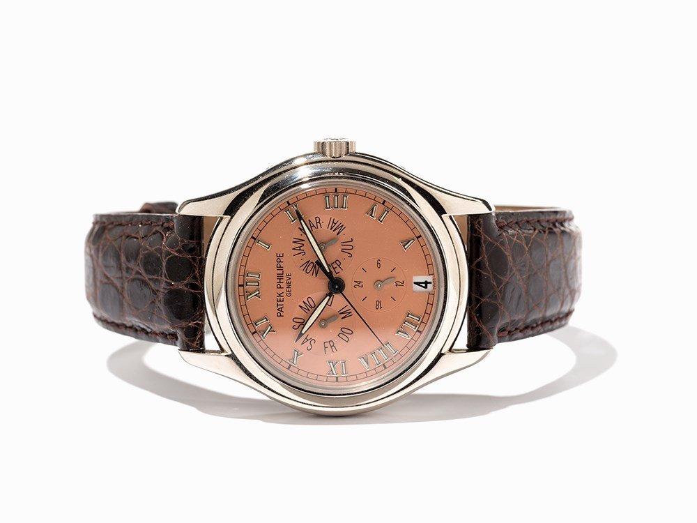 Patek Philippe Perpetual Calendar Wristwatch, Ref. 5035