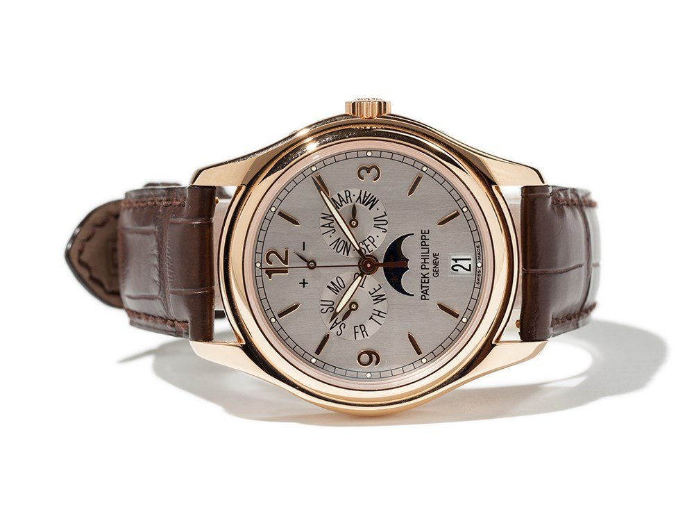 Patek Philippe men´s watch, Ref. 5350, Switzerland,