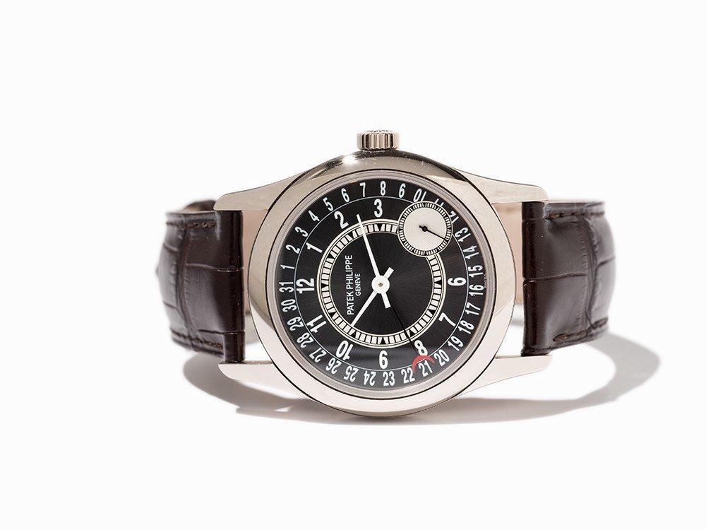 Patek Philippe Wristwatch, Ref. 6000 G, Switzerland,