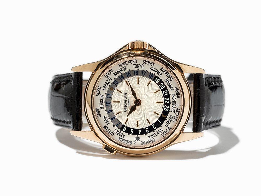 Patek Philippe World Timer Ref. 5110 R, Switzerland