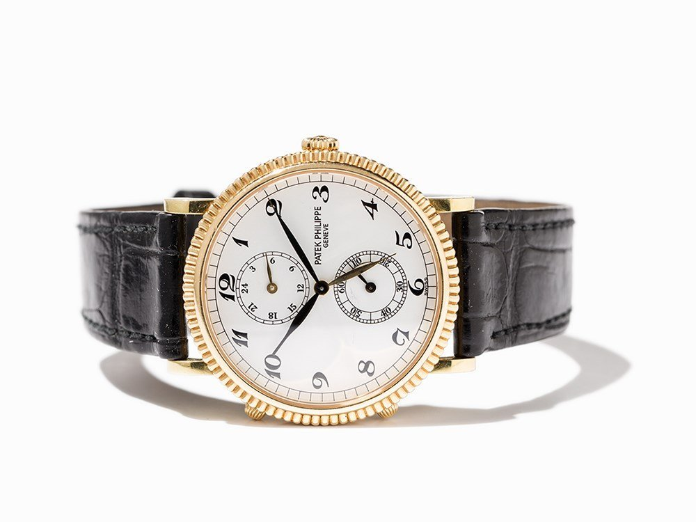 Patek Philippe Travel Time Wristwatch, Ref. 5034,