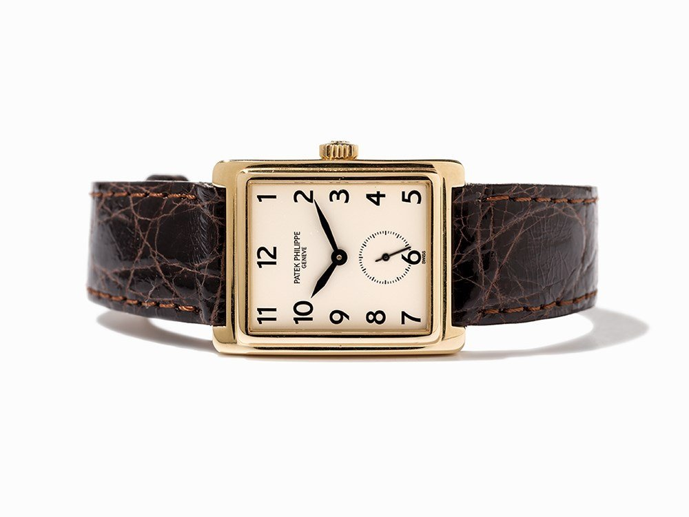 Patek Philippe Gondolo Wristwatch, Ref. 5010, Around