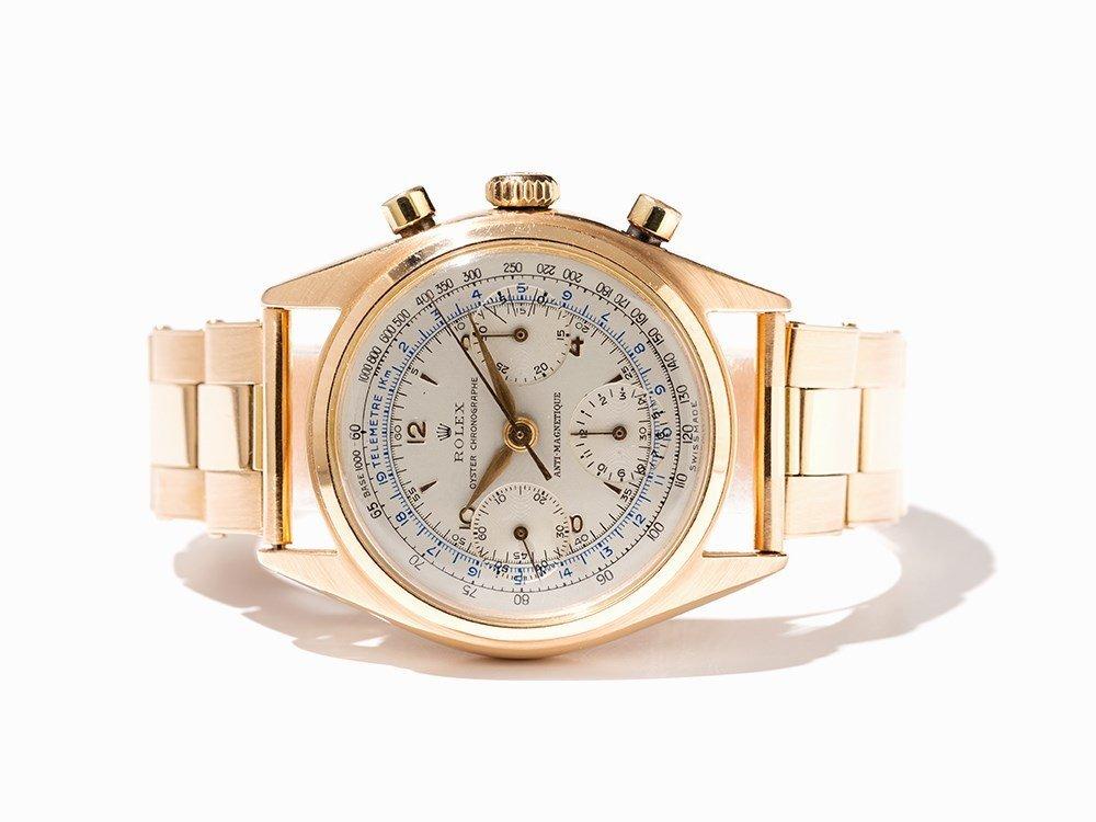 Rolex Oyster Chronograph, Ref. 6034, Switzerland,