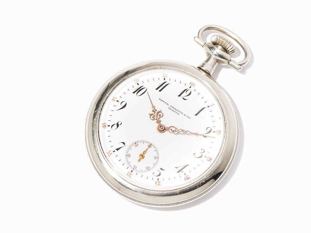 Patek Philippe Pocket Watch, Switzerland, Around 1905