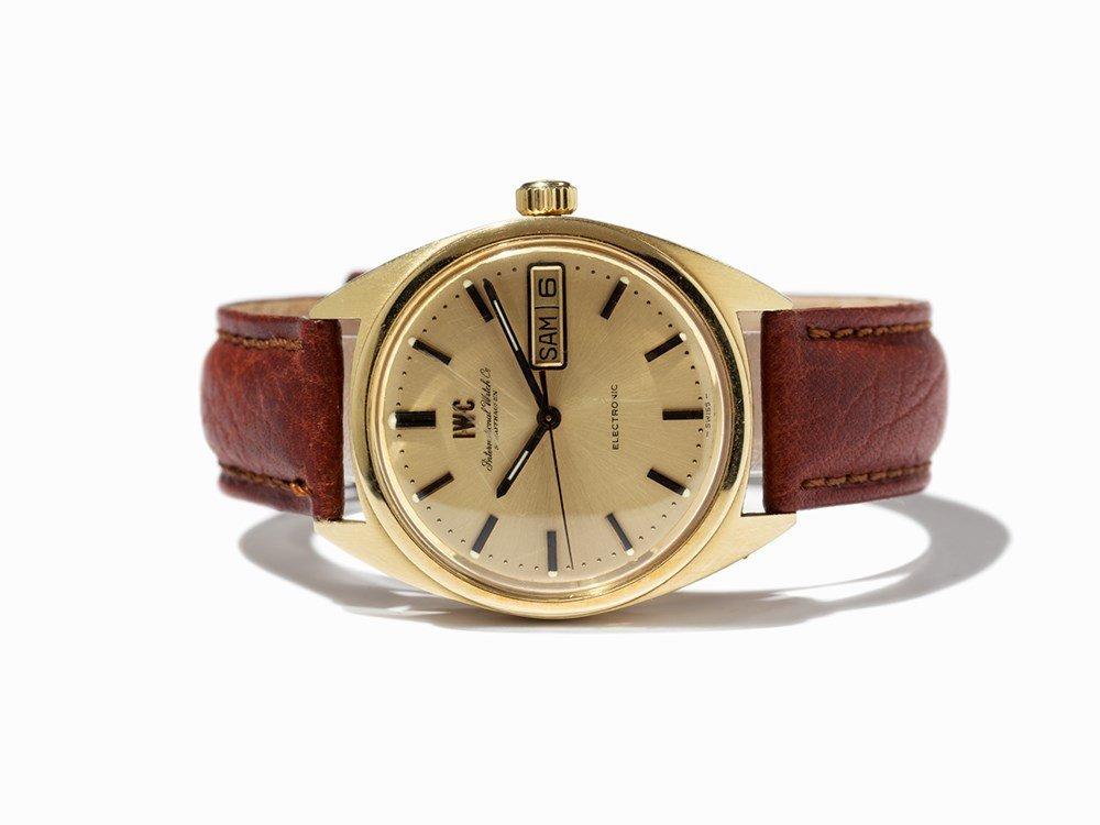 IWC Men's Wristwatch, Switzerland, Around 1965