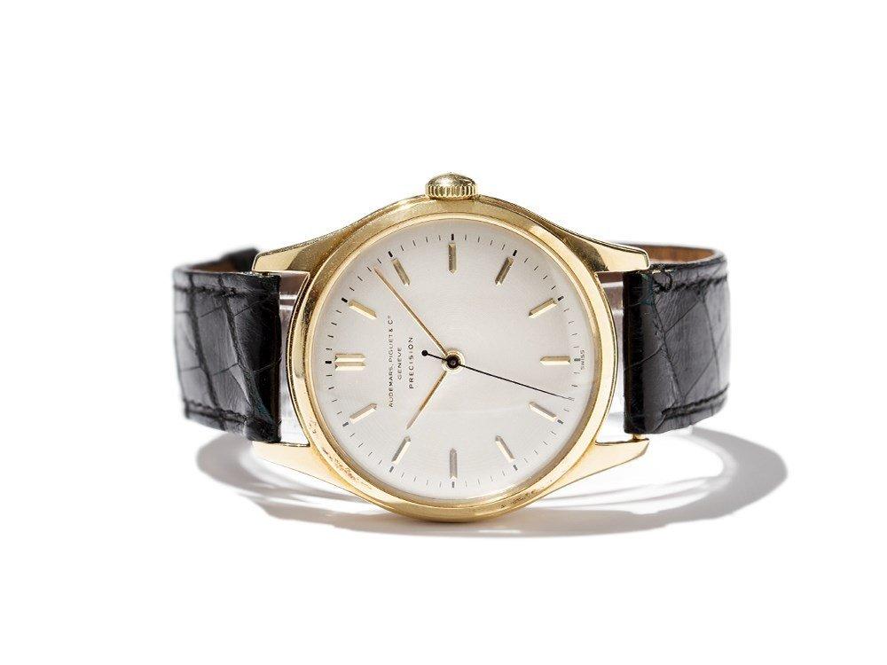 Audemars Piguet Precision Chronometer, Switzerland,