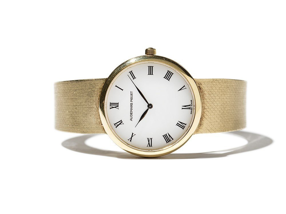 Audemars Piguet, Wristwatch, Switzerland, Around 1985
