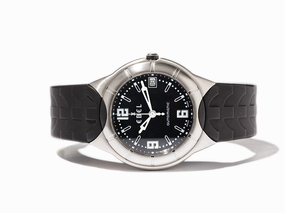 Ebel Type E Wristwatch, Switzerland, Around 1995