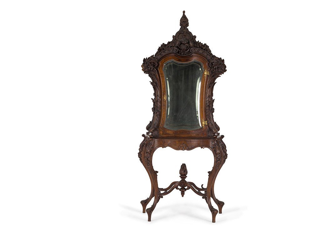 Display Cabinet, Louis-Philippe, France, around 1850/60