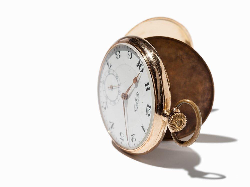 Victoire Levrette Pocket Watch, Switzerland, Around - 3
