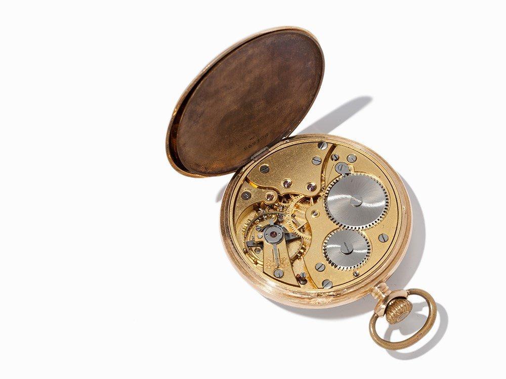 Victoire Levrette Pocket Watch, Switzerland, Around - 5