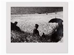 Herbert List (1903-1975), Picnic at the Baltic Sea,