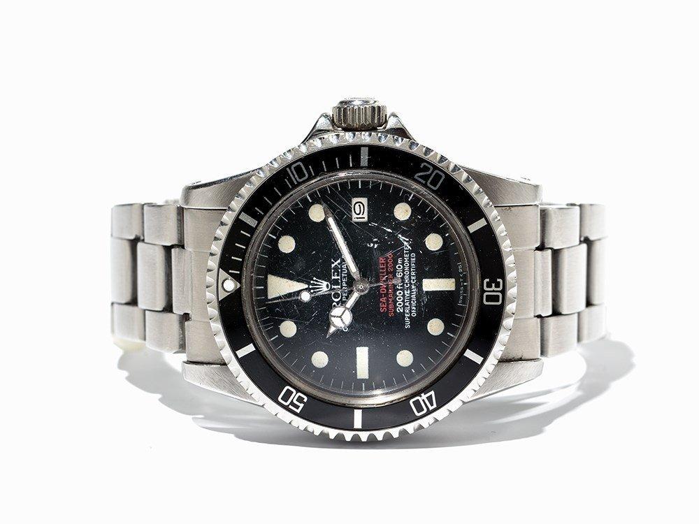 Rolex Sea Dweller Submariner 2000 Red Mark, Ref. 1665,