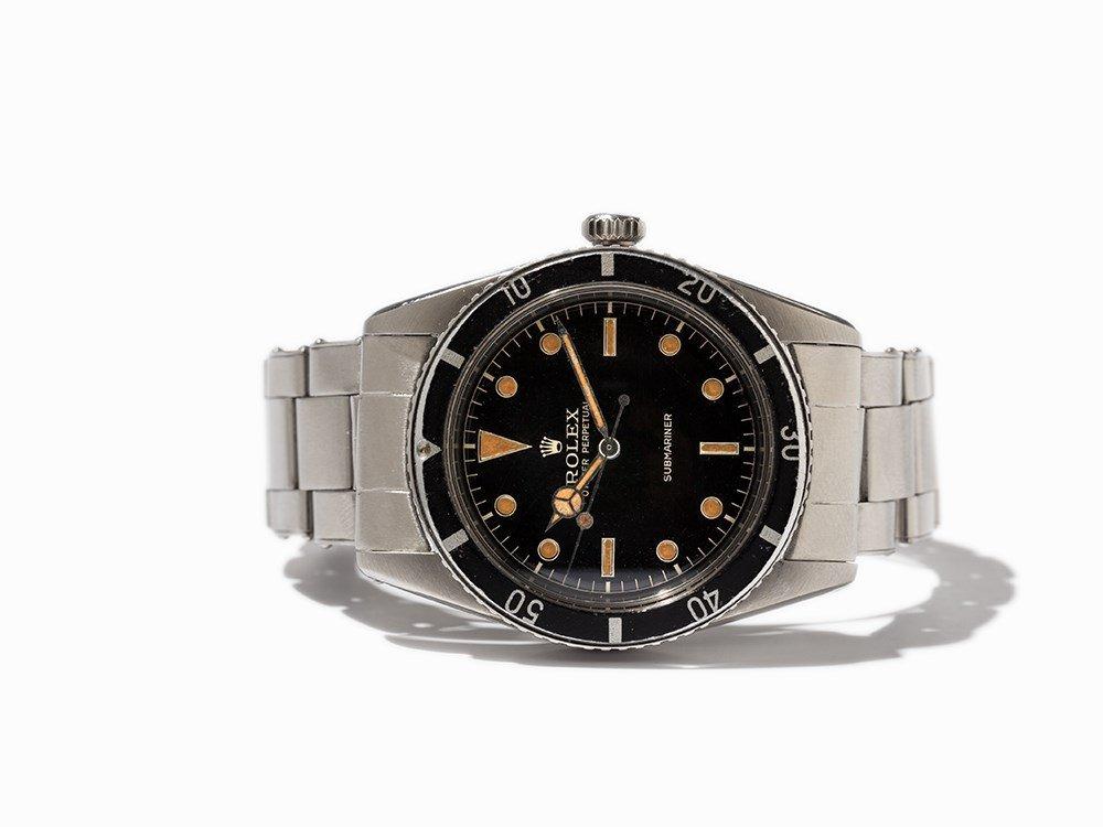 Rolex Submariner Gilt Dial, Ref. 6205, Switzerland,