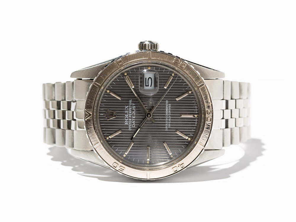 Rolex Datejust Chronometer, Ref. 16250, Switzerland, C.