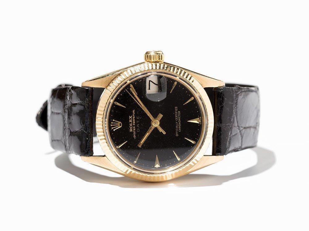 Rolex Date Chronometer, Ref. 6627, Switzerland, Around
